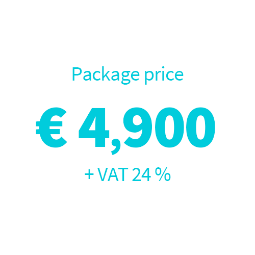 Mobile testing package €4,900